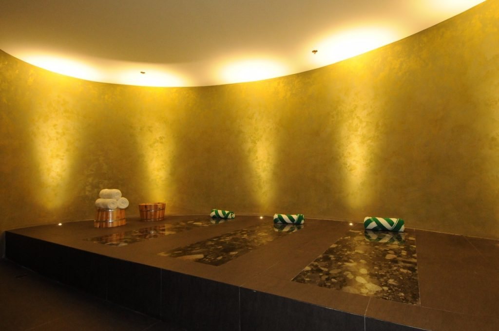 Spa Day at the Marina Bay Spa and Lifestyle Club, a private members club next to Manila Bay