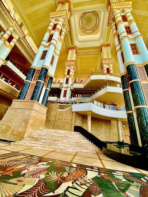 Holy Week Luxury Tour of Brunei for families, organised by Travelife Magazine