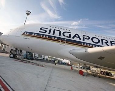 Singapore Airlines flights COVID-19