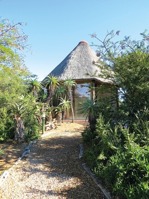 Tent safari at Bush Camp on the Amakhala Game Reserve in South Africa