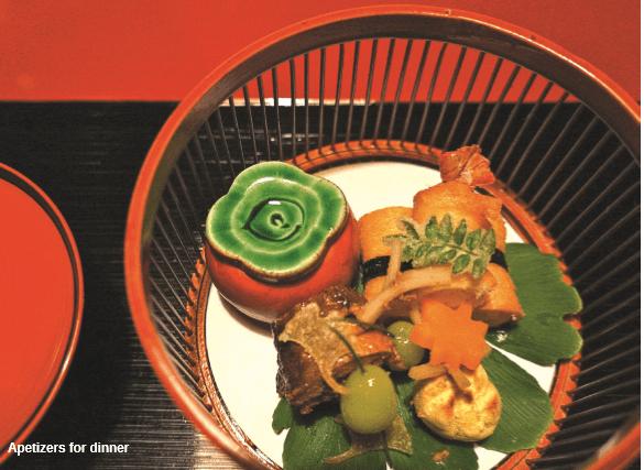 Travelife Magazine at Tawaraya, the best ryokan in Kyoto