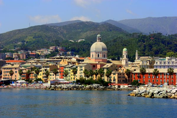 Genova is re-opening to tourists after COVID-19 pandemic