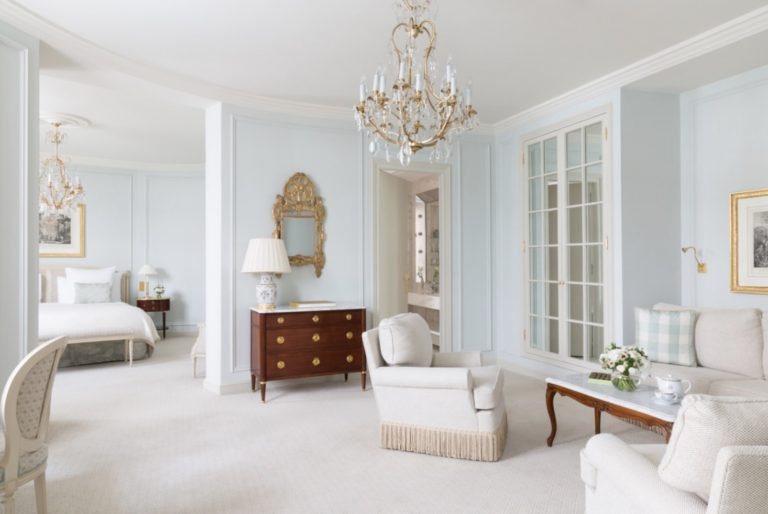 Le Bristol Paris, one of the top luxury hotels, reopening in September