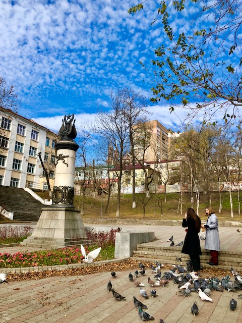 Where to eat in Vladivostok