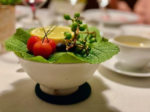 Moliere Montaigne restaurant at the Park Hyatt Niseko