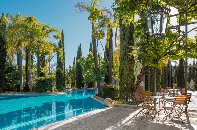 Discounts at luxury hotels in Spain like the Anantara Villa Padierna Palace in Andalusia