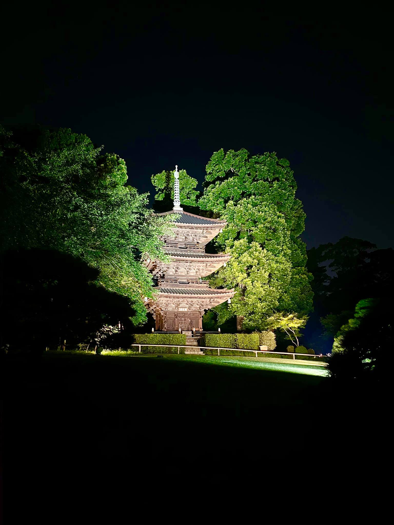 The garden of Chinzanso hotel in Tokyo, a member of Preferred Hotels and Resorts