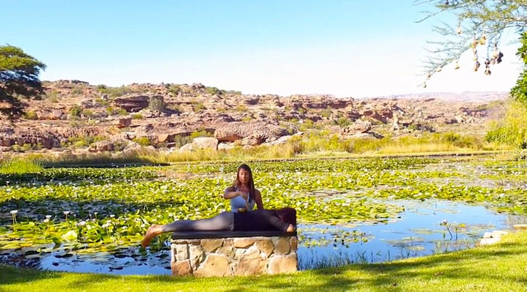 Wellness treatments at Bushman's Kloof in the Cederberg Mountains of South Africa