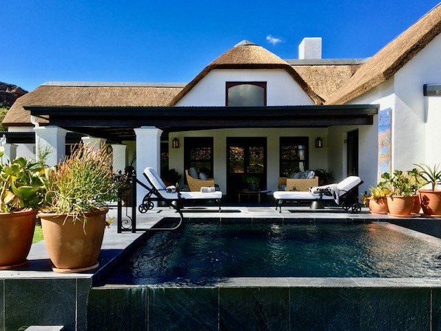 Cederberg House at Bushman's Kloof in South Africa