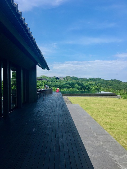 Amanemu is one of the best resorts in Japan