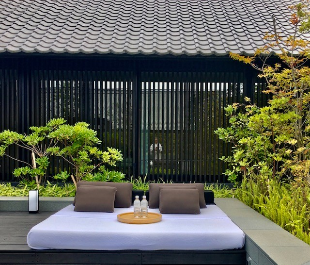 Amanemu in Ise. One of the best resorts in Japan.