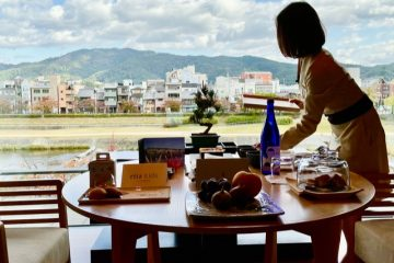 Spend Christmas at the Ritz Carlton Kyoto, one of the best hotels in Japan