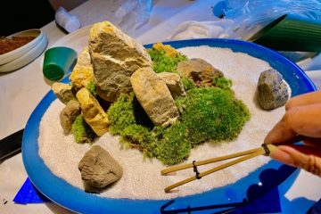How to create your own Japanese rock garden