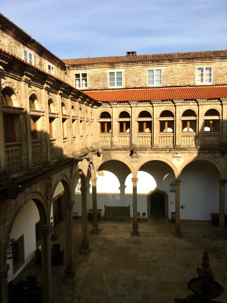 Parador De Santiago Compostela
