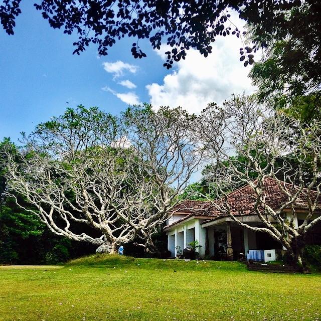 Lununganga in Sri Lanka, home of Geoffrey Bawa