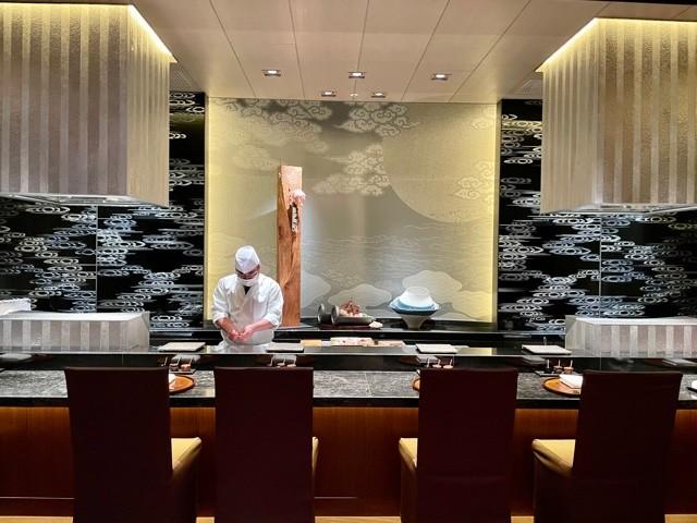 Travelife Magazine features the Mizuki tempura restaurant of the Ritz Carlton Kyoto