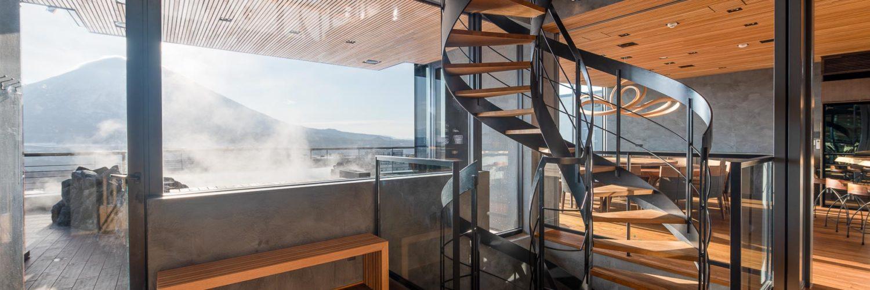 Penthouse Suite 888 of Haku Villas in Niseko
