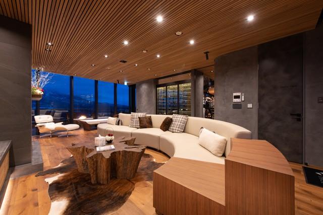 Haku Villas is one of the best hotels in Niseko