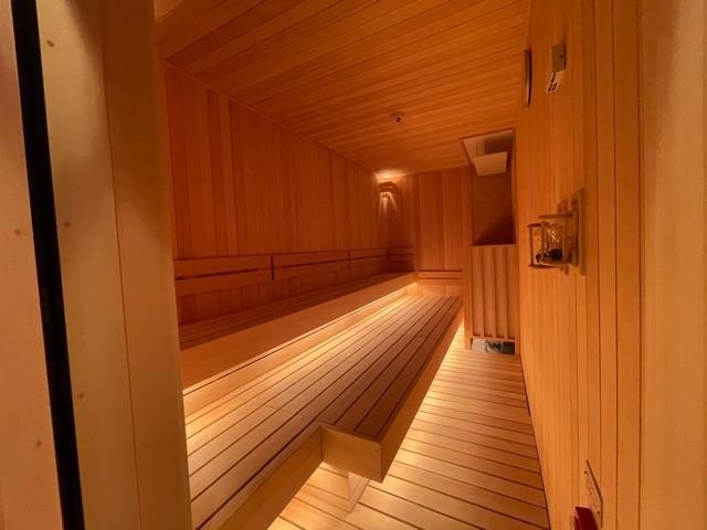 Sauna of Penthouse Unit 888 of Haku Villas