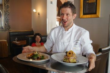 The best chef in the Czech Republic