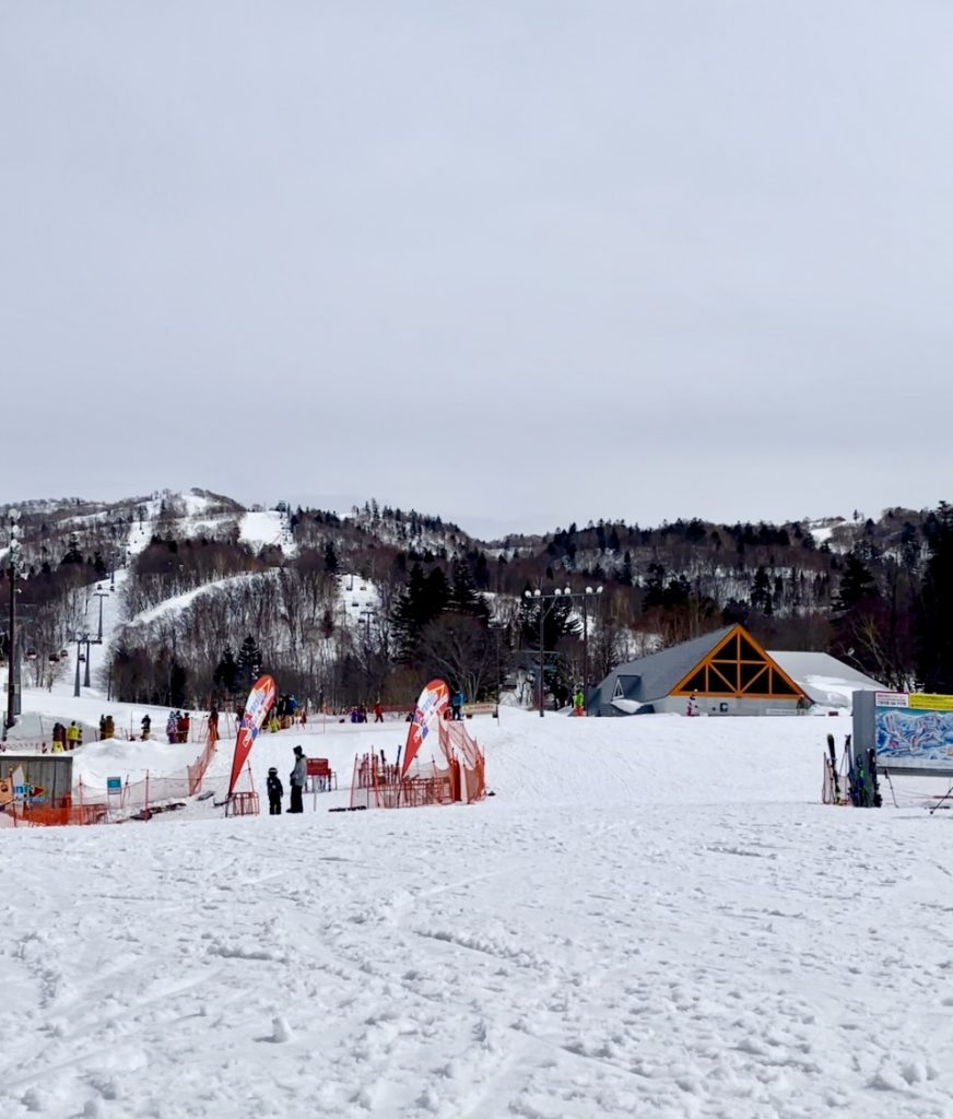 The ski slopes at The Kiroro Resort, as featured in Travelife Magazine