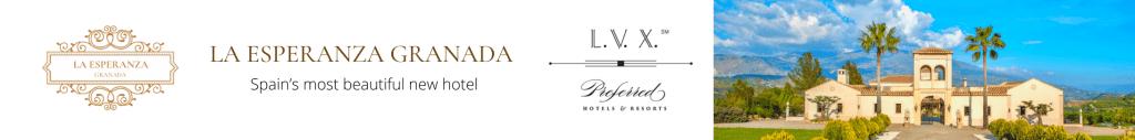 La Esperanza Granada, Spain's most beautiful new hotel