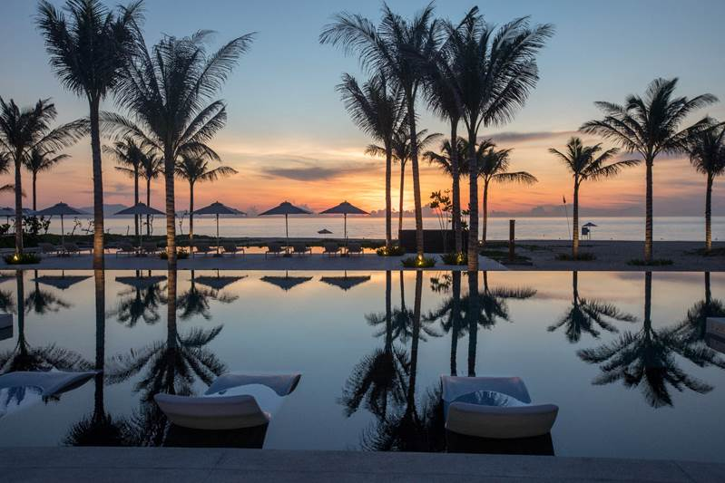 Alma Cam Ranh, one of the best resorts in Vietnam