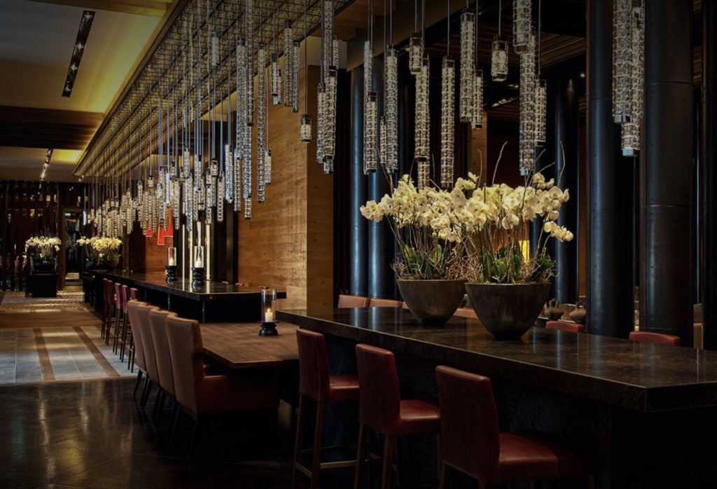 The Chedi Andermatt starts accepting Bitcoin and Ethereum cryptocurrency payments.
