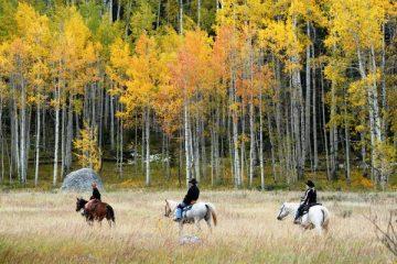 Vista Verde Ranch in Colorado, as featured in Travelife Magazine