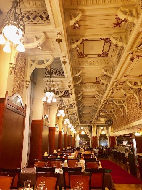 Palatinus Hotel in Pecs, Hungary