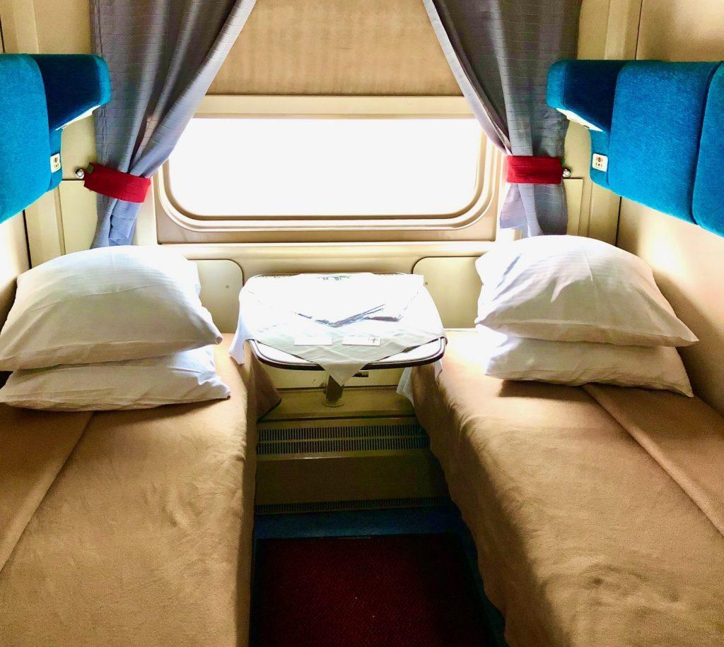 Riding the Trans Siberian Railway across Russia