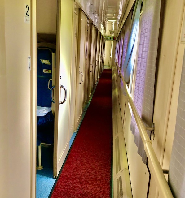 Riding the Trans-Siberian Railway Express across Siberia and Russia