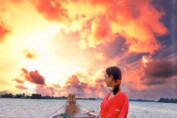The best hotel in Hoi An, Vietnam is the luxury Anantara Hoi An. It offers private sunset cruises.