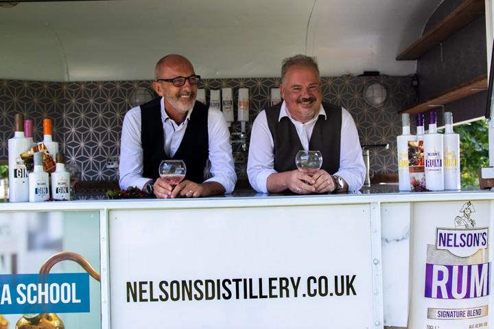 Nelson's Gin
