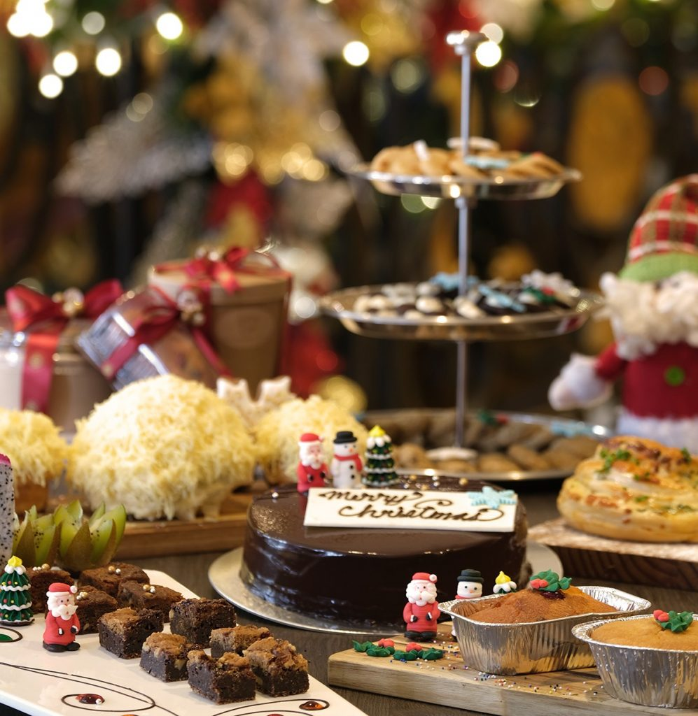 Richmonde Hotel Ortigas' Baked Christmas Delights