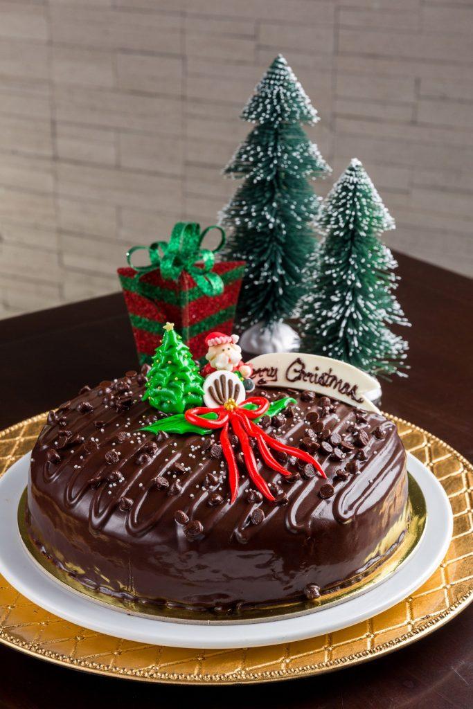 Richmonde Hotel Chocolate Cake