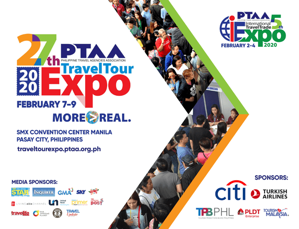 Best discounts on flights and hotels at the PTAA Travel and Tour Expo in Manila