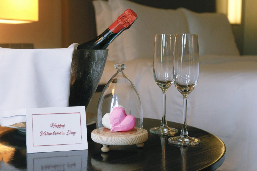 Valentine's Weekend Room Package