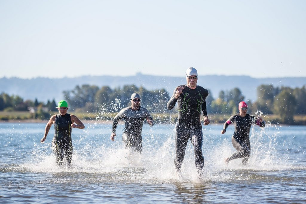 How to swim across the English Channel. Train at a triathlon training camp or at a long distance swimming camp in Spain with Swimtrek.